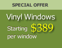 CertainTeed Vinyl Windows From $349 Installed